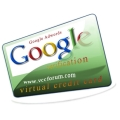 Adwords VCC - $4 | Google Adwords account activation virtual credit card