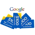 Google Adwords Activated Account with $100  Voucher - Only $10