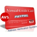 AVS VCC - For USA CANADA Paypal - Cheap Price
