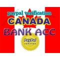 Virtual Bank PayPal Verification | Canada VBA - Cheap Price